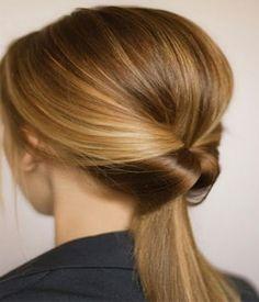 Elegant Easy Hairstyles 2015