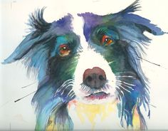 Collie of Many Colors by Lynn Cornish