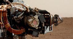 NASA - NASA Mars Rover Curiosity Begins Arm-Work Phase