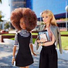 Turn to your friends for inspiration. Today I'm learning more about design!  #barbie #barbiestyle