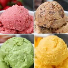 Chill Out With These 4 Frozen Yogurt Recipes.  healthy