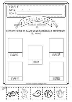 Portuguese Lessons, Vocabulary, Diagram, Notebook, How To Plan, Education, Blog, Irene, Professor