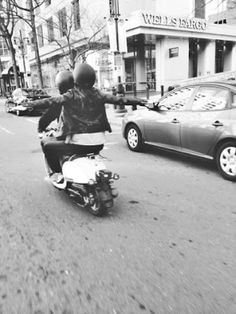 Scooter rides
