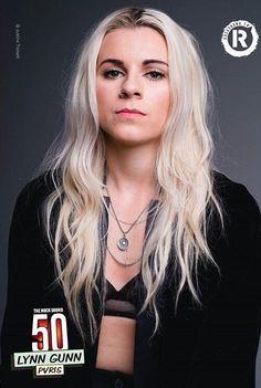 Lynn Gunn so beautiful