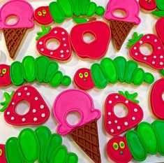 The Very Hungry Caterpillar | Cookie Connection