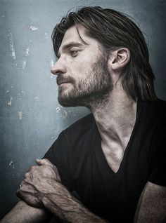 Nikolaj Coster-Waldau by Sarah Dunn Look At You, How To Look Better, Gorgeous Men, Beautiful People, Sarah Dunn, Cersei And Jaime, Sarah Bolger, Nikolaj Coster Waldau, Jaime Lannister