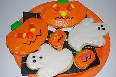 Kristi's Kitchen Kreations: Halloween Sugar Cookies