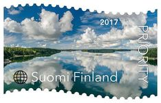 "2018 Nexofil Awards: The Prize to the Best Stamp of the World went to Finland for its stamp ""The Sound of Silence"". Stamps from Ireland and Czech Republic, finalists – FEPA News Top Of The World, Archipelago, Science And Nature, Czech Republic, Four Seasons, Postage Stamps, Finland, Mario, Nostalgia"