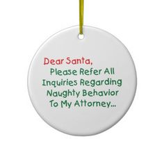 We need this for our Christmas tree at the law firm |  #Lawyer #Christmas