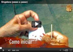 Vídeo sobre a Renda Singeleza tradição em Alagoas                                                                                                                                                                                 Mais