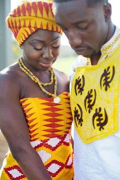 I Do Ghana | Toronto based photographer Samantha Clarke shot Samuel and Rhoda's beautiful traditional wedding