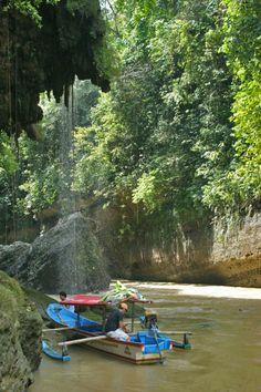 Green Canyon, Pangandaran National Park, near Ciamis, western Java - Indonesia