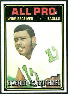 Harold Carmichael, Philadelphia Eagles