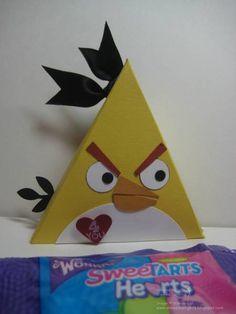 angry bird !!! too cute