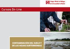 Curso online de Contaminación del suelo y las aguas subterráneas del COBCM  Blog COBCM