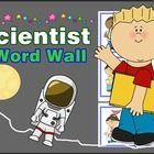 Scientists Word Wall  There are 24 specialists in science field Words with pictures Just print, cut and laminate.  Please give me a very kind comme...