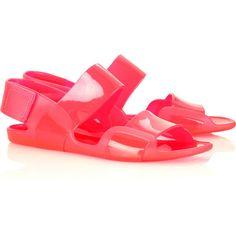 Marni Flat Jelly Sandals