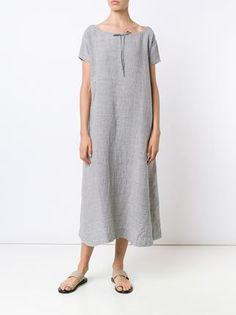 Dosa shortsleeved long dress