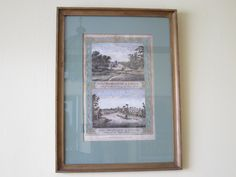 18th C Vintage Prints of Walpooles British Traveller Alex Hogg At The Kings Arms London