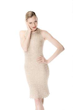 Ravelry: Starlight Dress pattern by Laura Zukaite