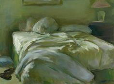 White Sheets and Slippers Unmade Bed, Pre Raphaelite Brotherhood, White Sheets, Still Life Art, Interior And Exterior, Book Art, Fine Art, The Originals, Beds