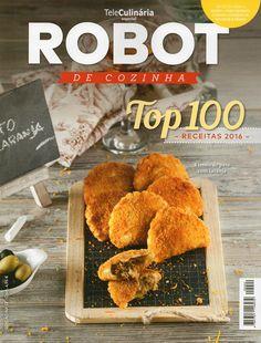 TeleCulinária Robot de Cozinha - Top 100 Receitas de 2016
