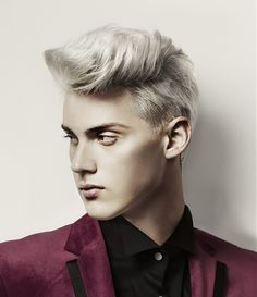 Canberra Salon Short White Hairstyles