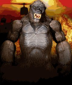 You can also follow the official Kong: Skull Island toy line on Instagram, if you're on that platform!