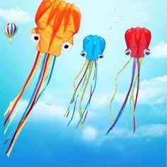 3D Octopus kite