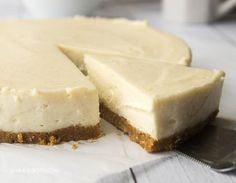 Basic Cheesecake Recipe No Cream.Basic No Bake Cheesecake Recipe. Easy Baked Cheesecake Recipe Just A Pinch Recipes. Easy No Bake Cheesecake Recipe Baker Bettie. Crustless Cheesecake Recipe, Original Cheesecake Recipe, Creamy Cheesecake Recipe, Basic Cheesecake, Vanilla Bean Cheesecake, Easy Cheesecake Recipes, Dessert Recipes, Plain Cheesecake Recipe Without Sour Cream, Cheesecake Brownies