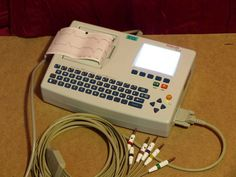 Schiller A-101 12-Kanal EKG Office Phone, Landline Phone, Ebay, Medical