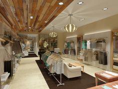 Rodney Clark retail design