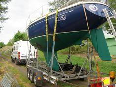 Auto-Yacht Transport - Zenon Szymański - usługi transportowe jachtów, łodzi i pojazdów kołowych