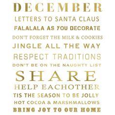 Bring Joy Canvas Art <3 #Christmas
