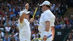 BBC Sport - Wimbledon 2013: Bryan brothers win men's doubles title