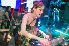 Khaosan Roads long-standing nightlife hotspot, The Club Khaosan, brought special international guest DJ from the Philippines, DJ Kitty G. Night Club, Night Life, Dj Kitty, Girl Dj, Rave, Parties, Concert, Pictures, Musik