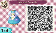 Anonymous said:Your villager overalls are absolutely adorable~ * Could you please make ones for Marshal and Hamlet? I hope you like them ^ ^ December Outfits, Happy Home Designer, Animal Crossing Qr Codes Clothes, All About Animals, New Leaf, Custom Design, Coding, The Incredibles, Game Dev