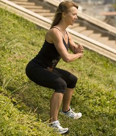 Outdoor Fitness Workout from Athleta