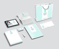 hojas con logo clinica dental - Buscar con Google