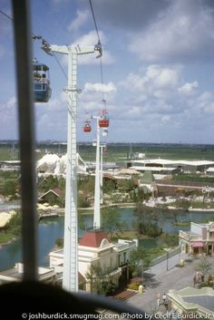 Rides at Astroworld
