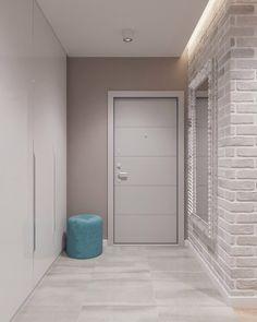 36 Minimalist Home Door Design You Have Must See Home Room Design, Home Interior Design, Mudroom Design, Door Design Interior, Home Door Design, House Interior Decor, Minimalist Home, Minimalist Decor, Doors Interior