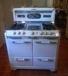 Antique Stove Restoration of Dallas - Chambers Fireless Oven