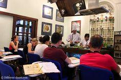 Blue Elephant Cooking School, Bangkok- Part II: Half day cooking class
