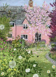 Dipinto di Lucy Grossmith