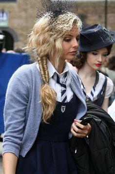 Unique fishtail braid #hair #hairstyle #braid