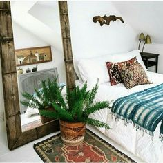 Bedside - Genius Ways To Use Rugs In Even The Smallest Of Apartments - Photos