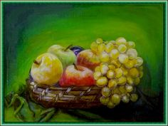 Almák Anna, Painting, Painting Art, Paintings, Painted Canvas, Drawings