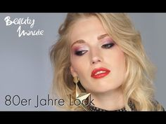 80er Jahre Make-up | Flaconi Magazin