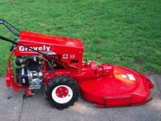 gravely walk behind - Yahoo! Search Results