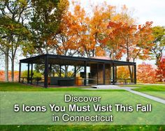 Not that Connecticut's icons are necessarily seasonal, but here's a 5-pack that seems especially well suited to fall drives, foliage and Connecticut traditions. #FindFallFaste